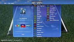 تمامی تیم های ملی در PES 2...