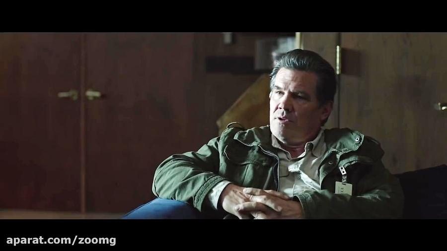 سومین تریلر فیلم Sicario: Day of the Soldado - زومجی