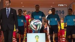 خلاصه بازی آمریکا 2 - پرتغال 2 - جام جهانی 2014