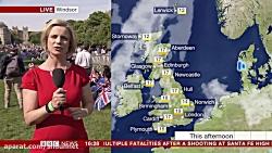 Sarah Keith-Lucas - Royal Wedding Weather ...