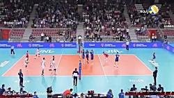 فرانسه 3 - ایران 1 ( لیگ م...