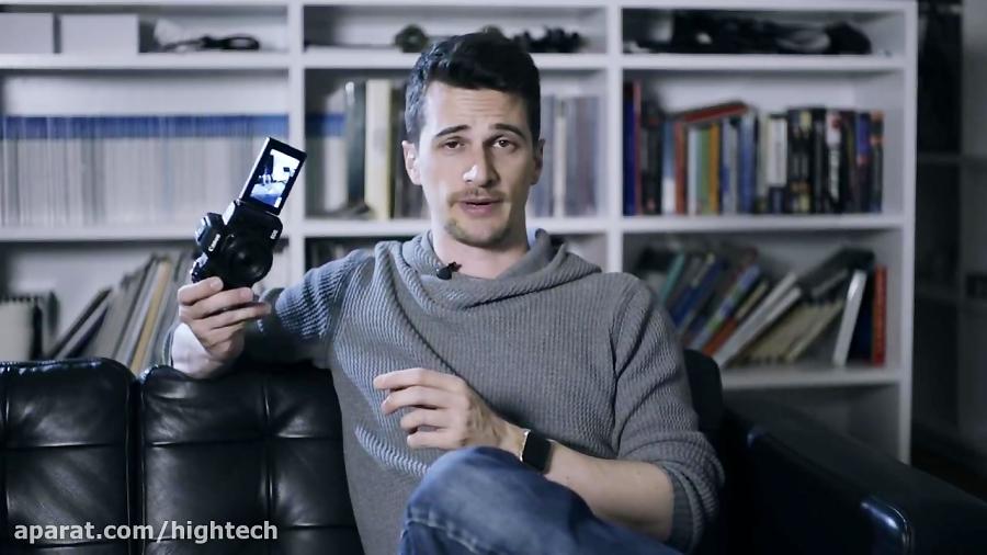 بهترین دوربین برای تهیه ویدئو Canon M50