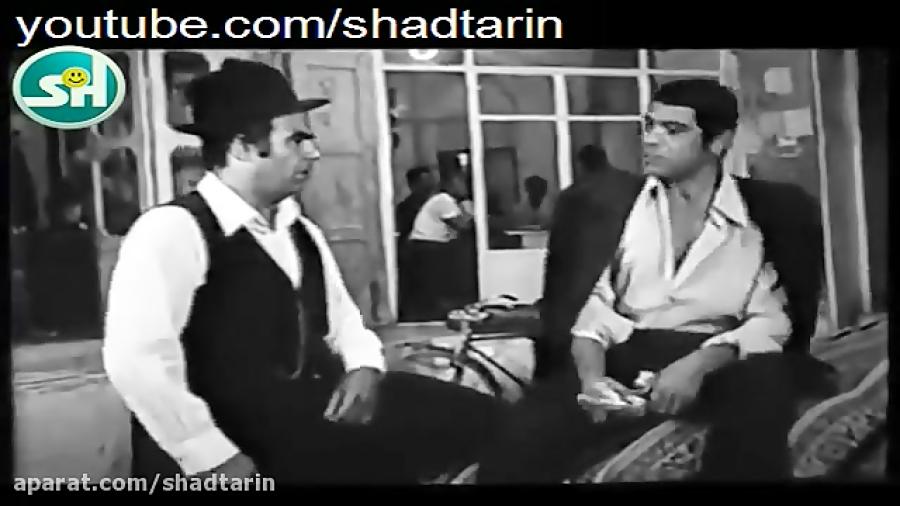ویدیوهای ناصر ملک مطیعی جاهل کلاه مخملی سینمای ایران