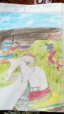 نقاشی هاتاکه کاکاشی از ...