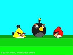 کارتون پرندگان خشمگین 2...