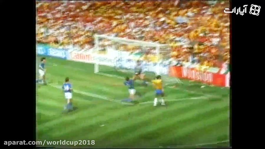"""مستند فراتر از یک بازی """"جام جهانی 1990"""" (زیرنویس فارسی)"""