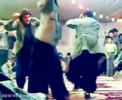 رقص باباکرم طنز