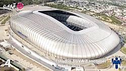 10 استادیوم بزرگ مکزیک