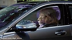 تیزر تبلیغاتی خودرو مر...