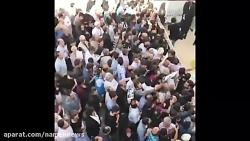 مراسم تشییع پیکر ناصر م...