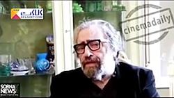 صحبت های مسعود کیمیایی درباره مرحوم ملک مطیعی