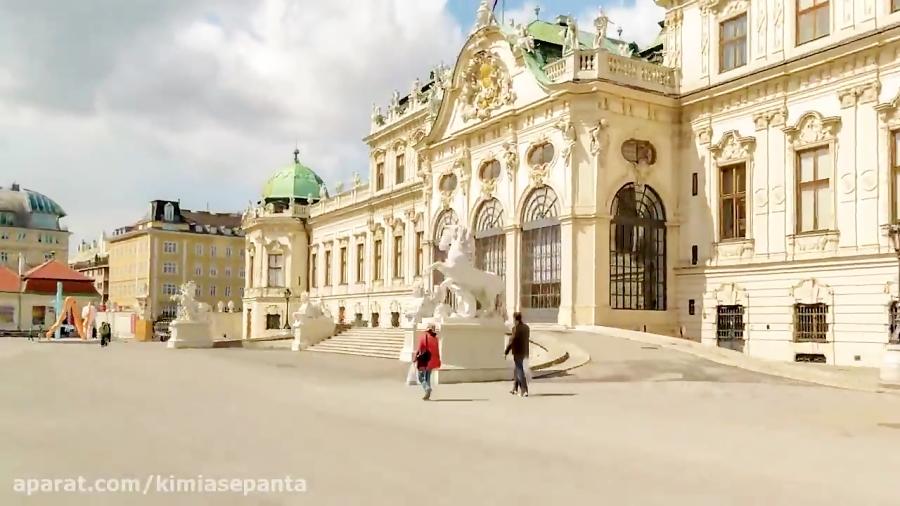 گشتی در شهر وین پایتخت اتریش