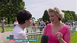 Becky Mantin - Royal Wedding Weather 18May...