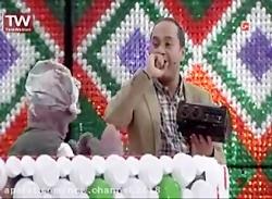 خیس شدن شلوار جناب خان ...