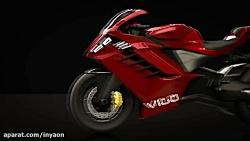 بهترین موتورسیکلت برقی