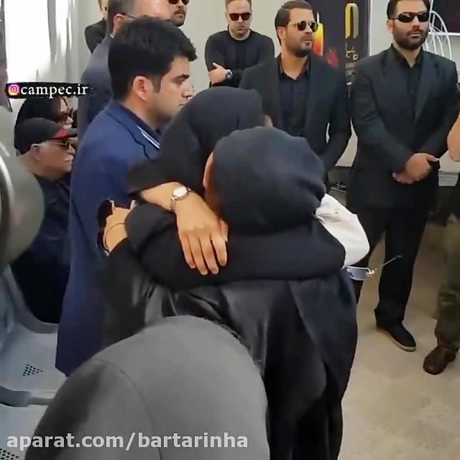 اشک های پوری بنایی و مهناز افشار