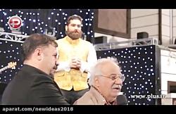 فیلم حضور ناصر ملک مطیع...