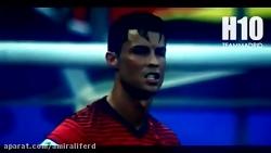 رونالدو در جام جهانی فو...