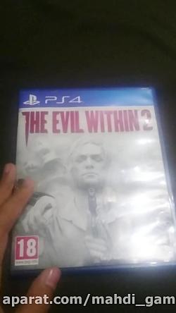 آنباگسینگ بازی the evil withi...