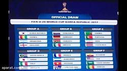 بررسی گروه E جام جهانی 20...