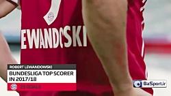 29 گل لواندوفسکی در فصل 2...