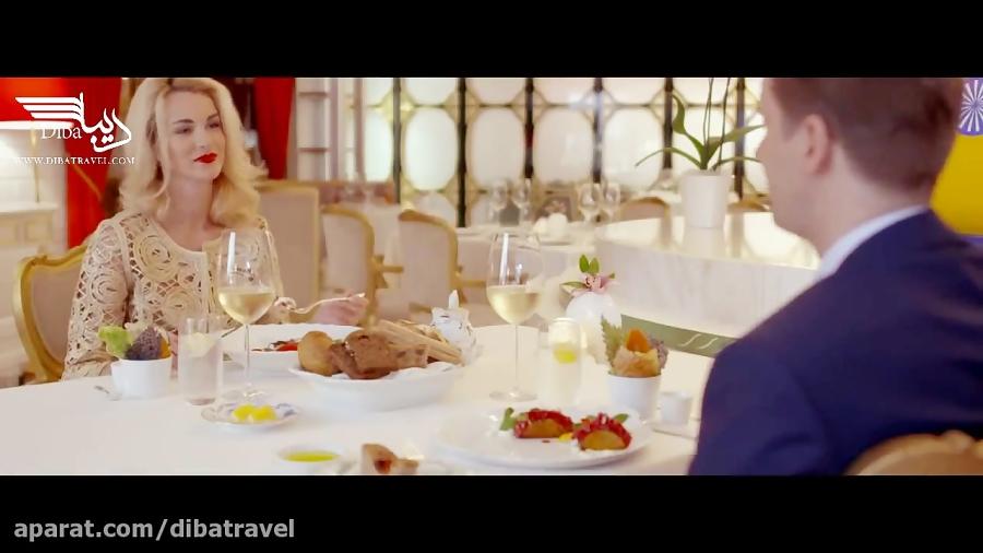هتل تاپ لوته را در قلب مسکو با دیبا تجربه کنید