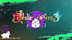 Descendants 3: HADES is MAL's DAD!