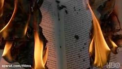 آنونس فیلم فارنهایت 451