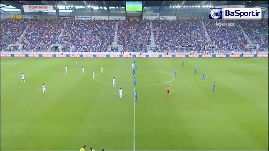 خلاصه بازی عربستان 1-2 ایتالیا
