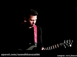 cover by saeed khanzad thriller مایکل...