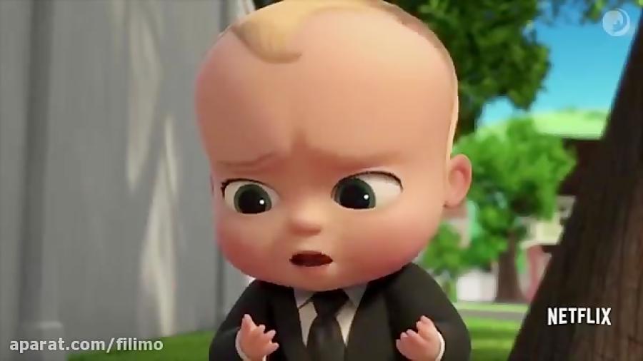 آنونس انیمیشن بچه رییس : بازگشت به کار