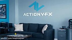 دانلود رایگان فوتیج افکت جادویی ActionVFX Spell Hits