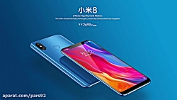 Xiaomi Mi 8 Official - Mi 8, Mi 8 Explorer Mi 8 SE Models (English)