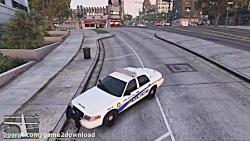 ماد شگفت  انگیز LSPDFR برای GTA V - ویدیوی دوم