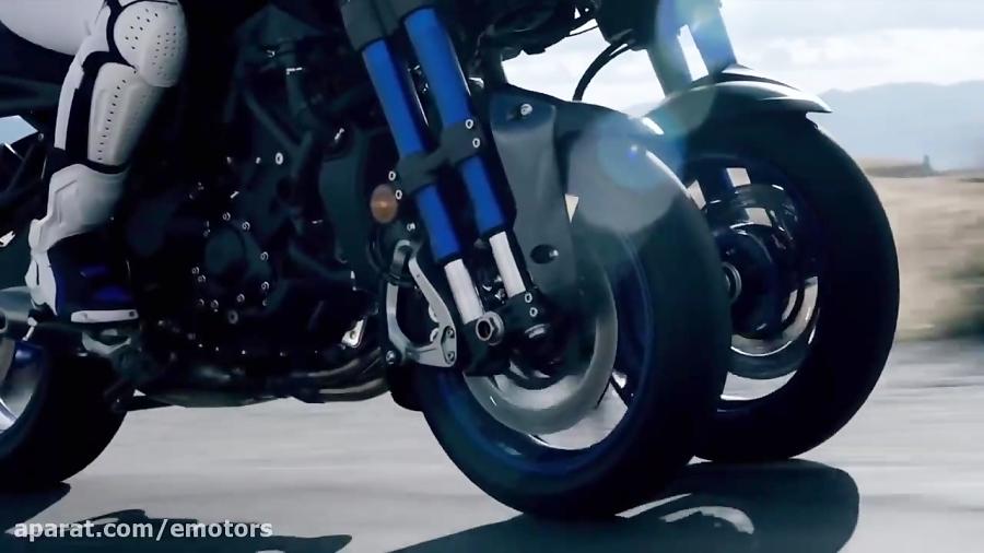 موتور سیکلت یاماها نیکن شاهکار سال 2018 یاماها