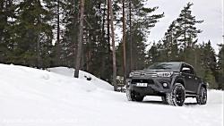 Arctic Trucks Finland: Toyota Hilux 2018 A...