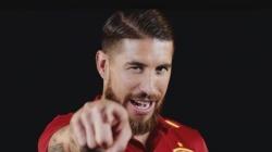 با صدای سرخیو راموس؛آهنگ تیم ملی اسپانیا برای جام جهانی