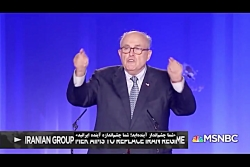 آدم سازمان مجاهدین خلق در کاخ سفید