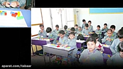 فعالیت کلاس اول در سال تحصیلی در یک نگاه