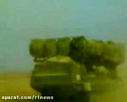 S-300 V Air Defence System - Military Vide...
