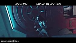آنونس فیلم سینمایی «مردان ایکس : روزهای گذشته آینده»