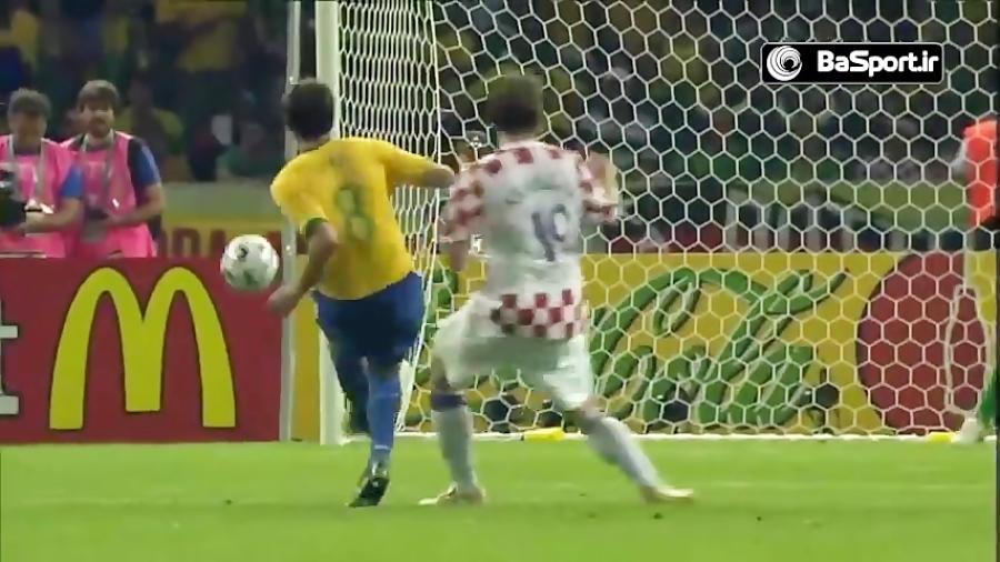برترین گلزنان برزیل در ادوار مختلف جام جهانی