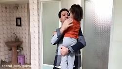 ویدیوی شاهین صمدپور درباره ماجرای کودک افغانستانی