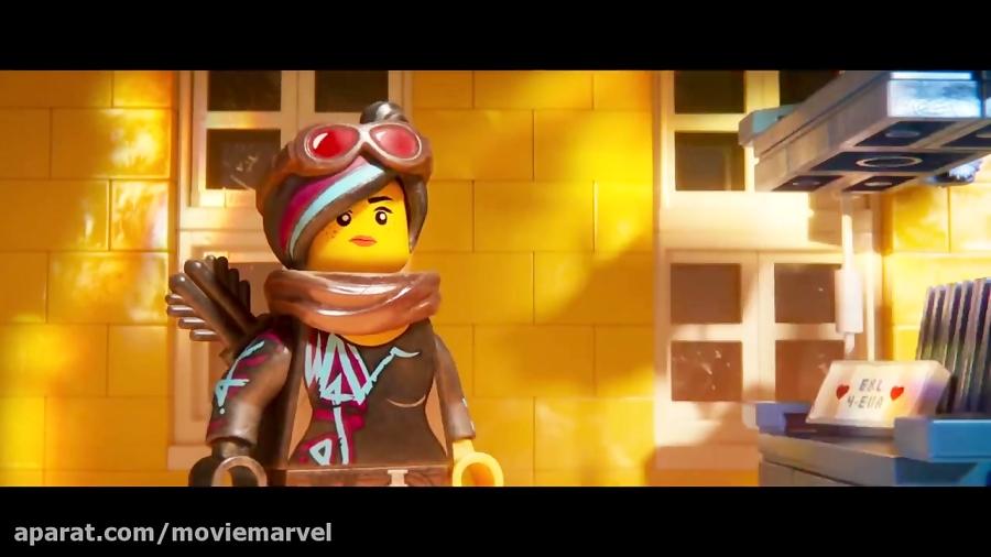 تریلر کارتون لگو مووی LEGO MOVIE 2