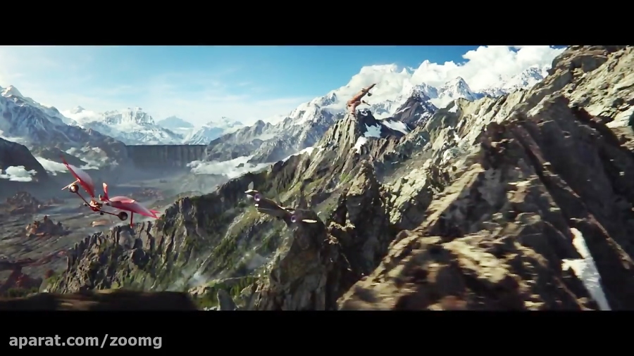 دومین تریلر فیلم Mortal Engines - زومجی