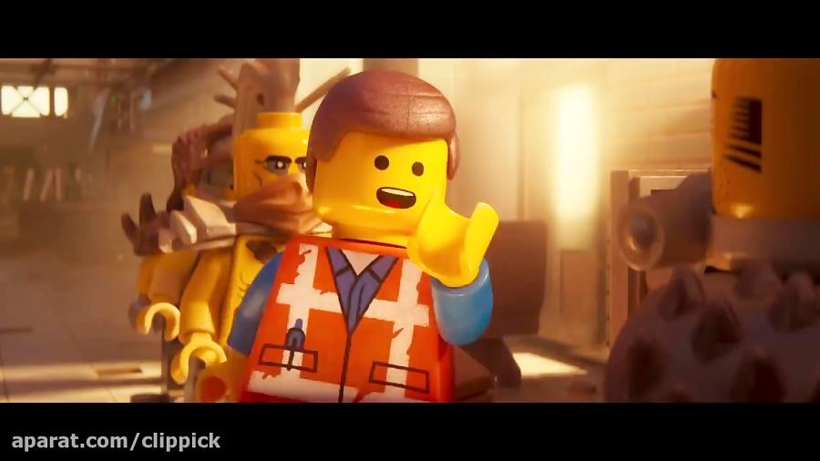 اولین تریلر فیلم The LEGO Movie 2