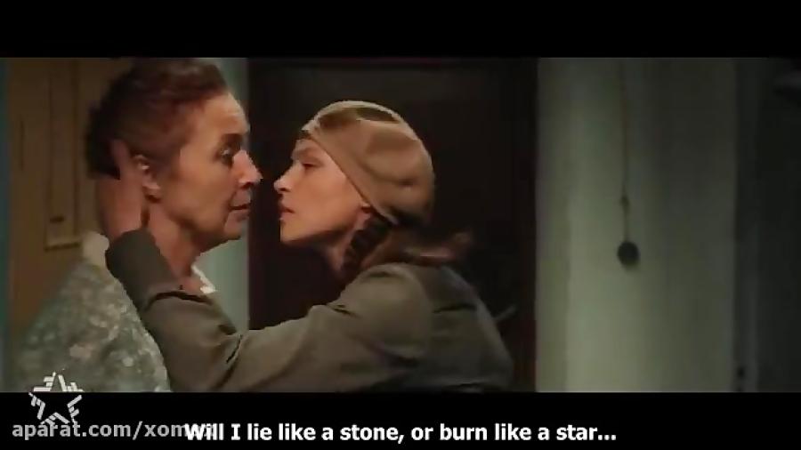تیزر فیلم نبرد برای سواستوپول با صدای پولینا گاگارینا