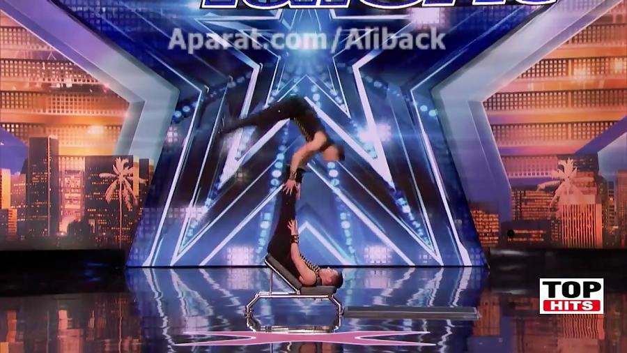 اجرای حیرت انگیز و فوق العاده زیبا Americas Got talent