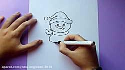 کارتون آموزش نقاشی برای کودکان ❤ قسمت 2 ❤