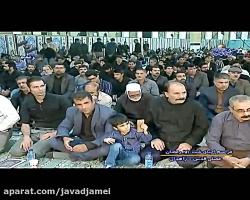 مراسم شهادت حضرت علی (ع) و گرامیداشت قیام 15 خرداد